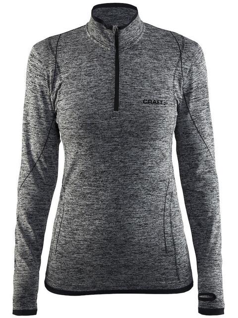 Craft W's Active Comfort Zip Longsleeve Black